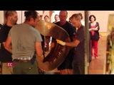 Новый Будда для зала медитации в Европа-Центре