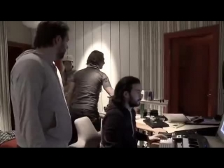 Sebastian Ingrosso, Steve Angello & Axwell (the Swedish House Mafia) in the ...