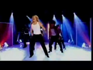 Britney Spears - Me Against The Music (Channel 4 TV UK 2003)